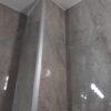 listwa narożna do płytek z aluminium w aranżacji w łazience