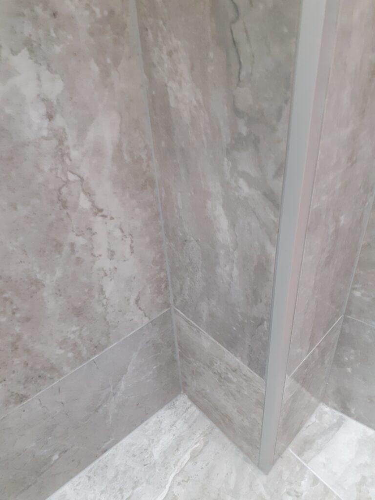 listwa narożnikowa kwadratowa do glazury z aluminium