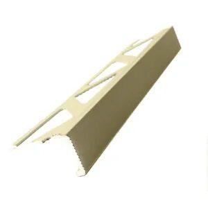 Listwa narożna aluminiowa prosta L anodowana oliwkowa