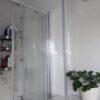 narożniki do ścian z aluminium srebrne realizacja