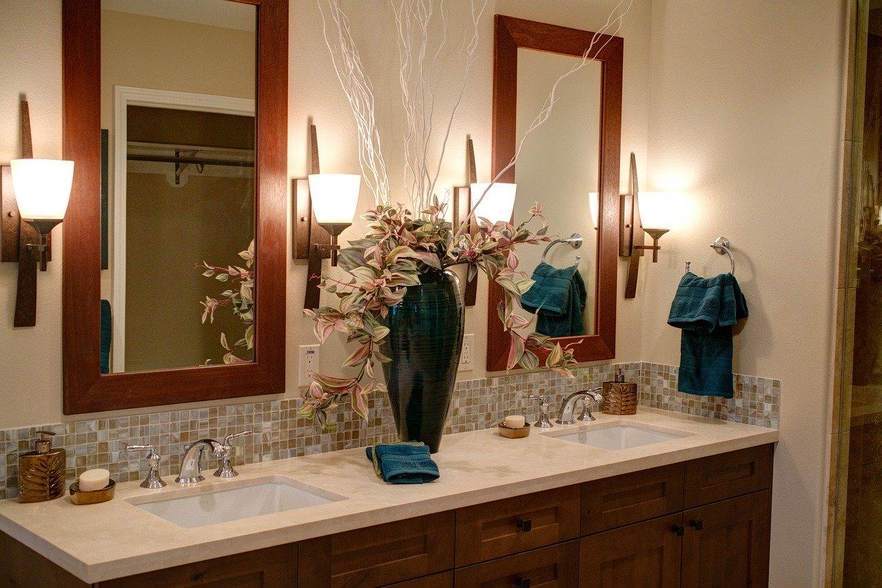 płytki łazienkowe mozaika