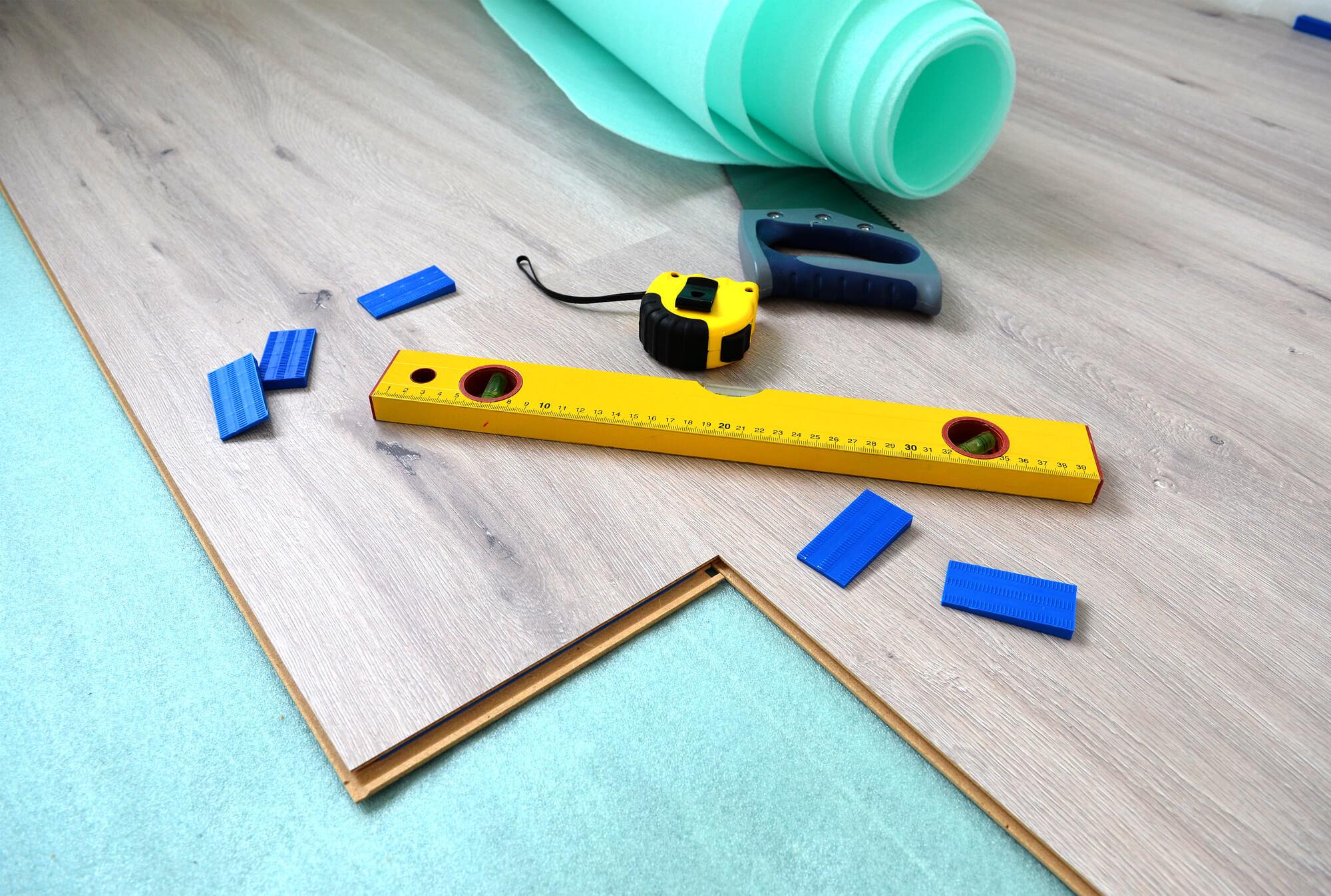 Podkład pod panele podłogowe - jaki wybrać