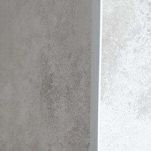 profil l do płytek z aluminium anodowanego w kolorze srebrnym
